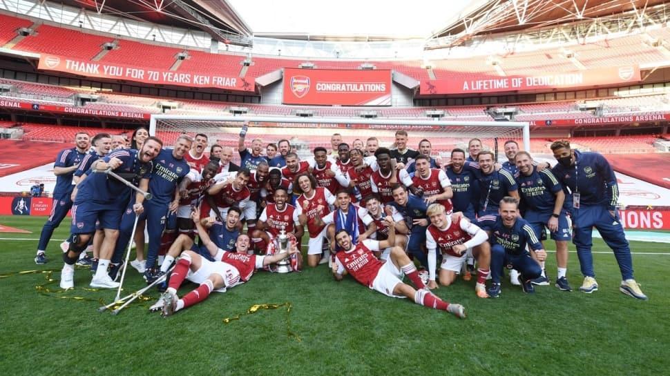 Arsenal, Chelsea'yi 2-1 yenerek İngiltere Federasyon Kupası'nın sahibi oldu
