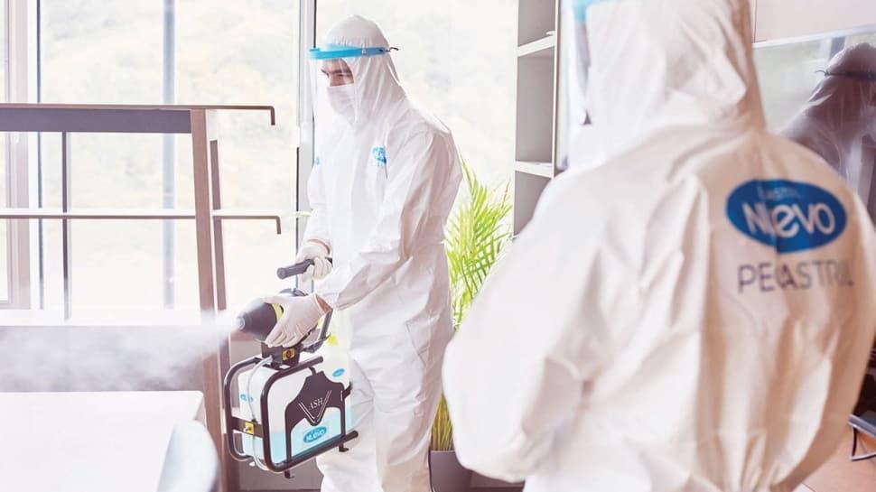 İngiliz dezenfektan devi Nuevo üretimini Türkiye'ye taşıyacak