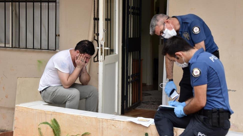 Antalya'da şüpheli ölüm: Genç kadın, sevgilisinin evinde ölü bulundu