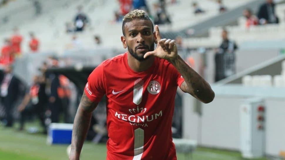 Bu sezon Antalyaspor'daki en istikrarlı futbolcu Amilton