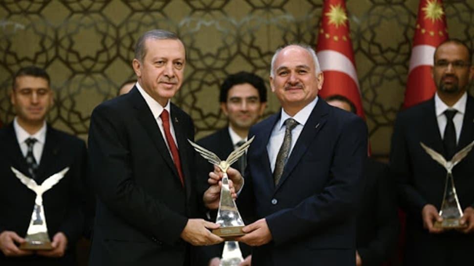 Vücuttaki kimyasal stresi ölçen yerli ve milli tanı kitini geliştiren Türk bilim insanı dünya listesinde!