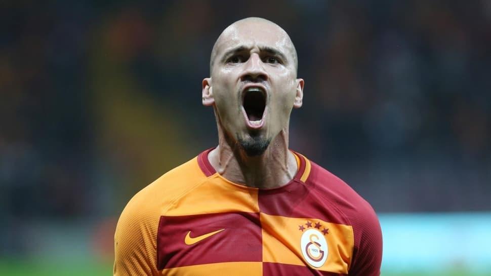 Galatasaray Maicon'u 1,430 milyon Euro karşılığında Al Nassr'a sattı