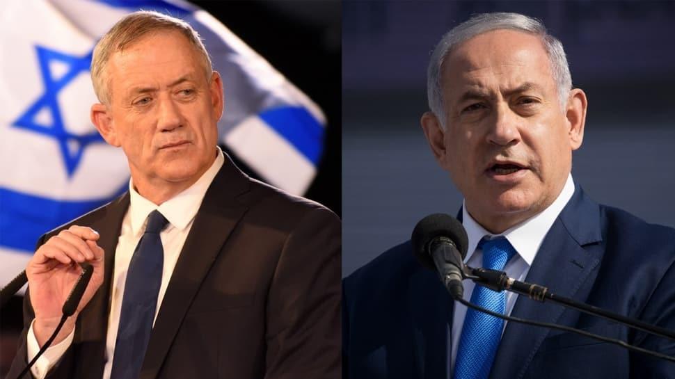 İsrail'de koalisyon krizi! Netanyahu ile Gantz arasında tartışma çıktı