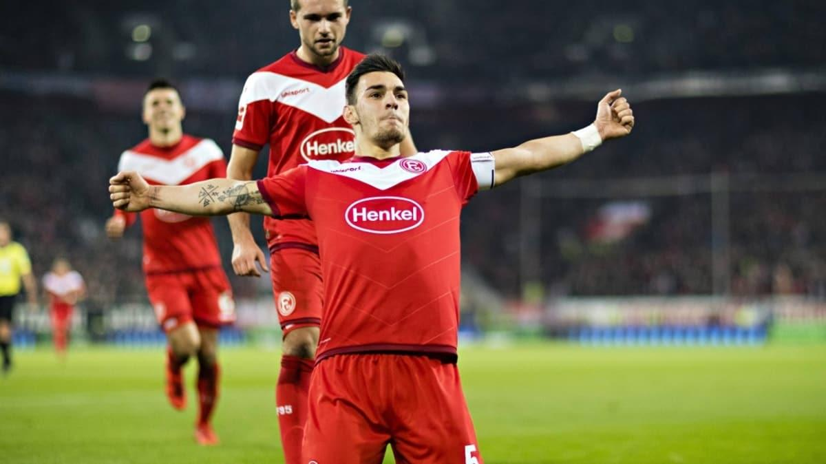 Sassuolo Kaan Ayhan transferini bitiriyor