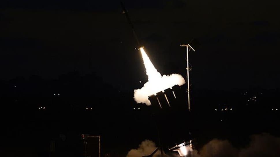 'Demir Kubbe' için kargo uçağı gönderdiler... ABD İsrail'den hava savunma sistemi aldı