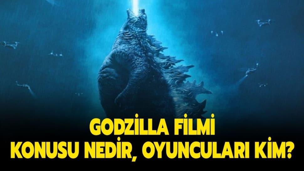 """Godzilla filmi konusu nedir, oyuncuları kimler"""""""