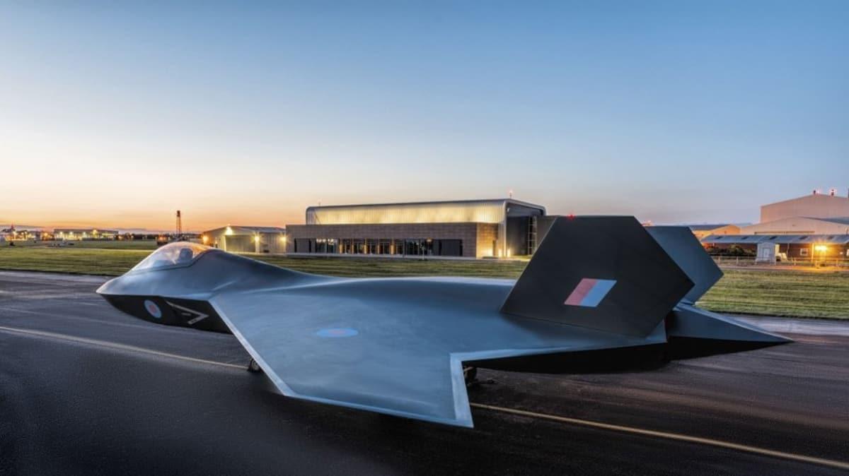 Avrupa ABD teknolojisinden vazgeçiyor... Yeni nesil savaş uçağı FCAS F-35'lere rakip olacak