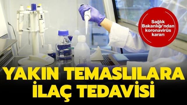 Sağlık Bakanlığı Kovid-19'a ilişkin 'Hasta Tedavi Rehberi'ni güncelledi