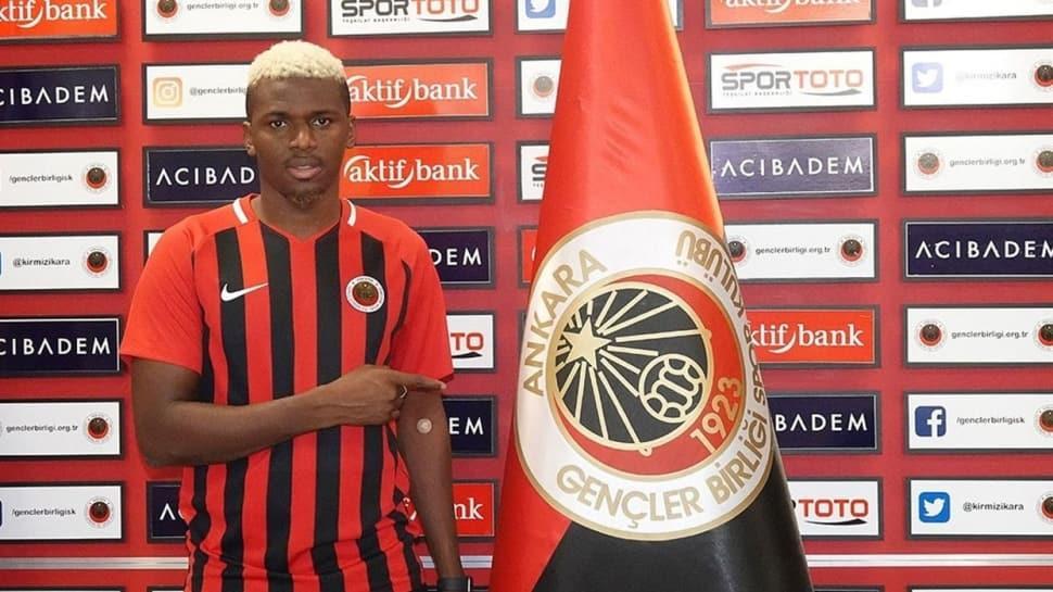 Gençlerbirliği, Sadio Diallo ile yollarını ayırdı