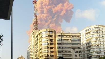 Lübnan'daki patlamada ölü sayısı 135'e yükseldi