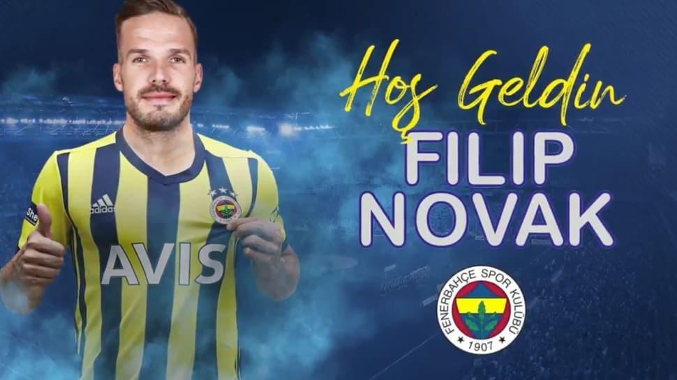 Fenerbahçe Filip Novak'ı resmen açıkladı