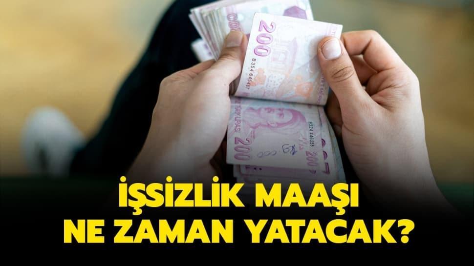 """E-devlet işsizlik ödeneği ne zaman yatacak"""""""