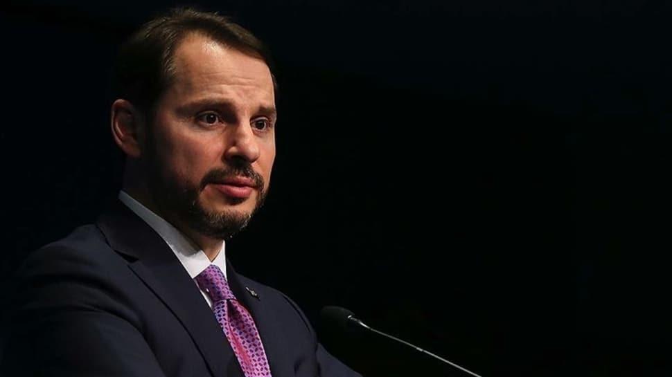 Hazine ve Maliye Bakanı Albayrak'a destek mesajı yağdı