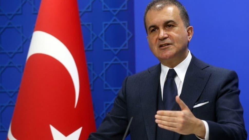 AK Parti Sözcüsü Ömer Çelik: Türkiye yükselmeye devam eden güçtür