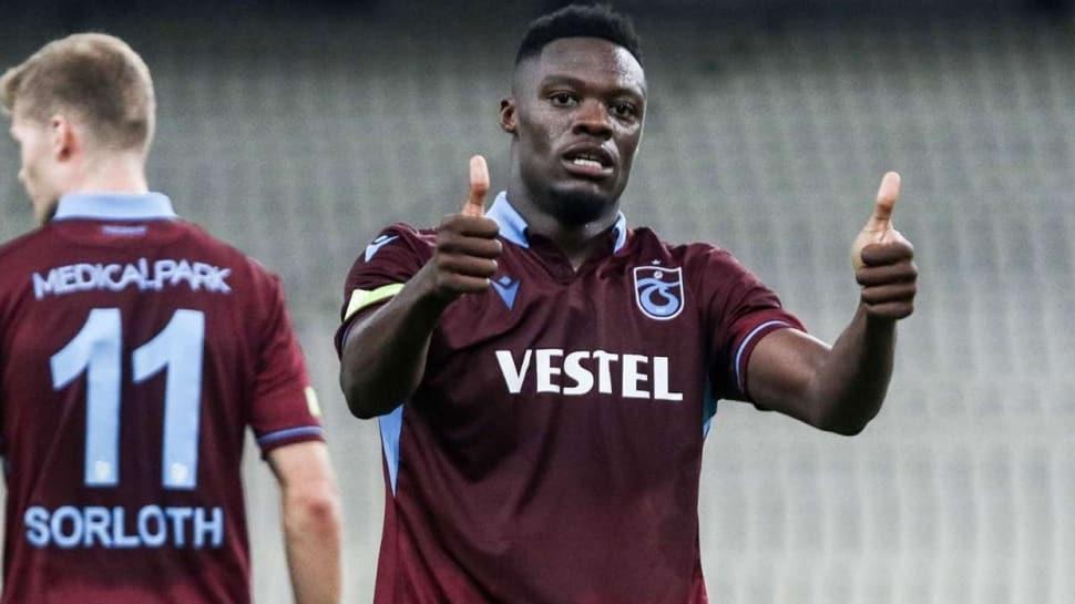 Trabzonspor, 4 ve 5 milyon Euro teklif aldığı Caleb Ekuban için 7 milyon Euro istiyor