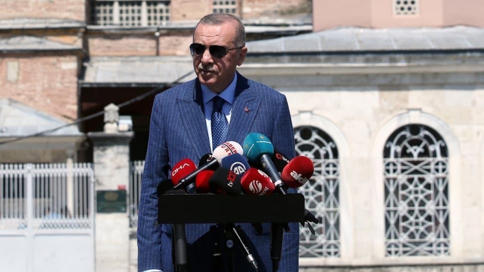 Başkan Erdoğan noktayı koydu: Merkez Bankası rezervi sağlam, Türkiye dimdik ayakta