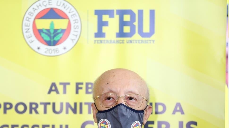 Vefa Küçük'ten üniversite adaylarına Fenerbahçe Üniversitesi tavsiyesi