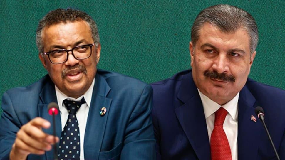 DSÖ Genel Direktörü Ghebreyesus meydan okudu... Bakan Koca daveti kabul etti