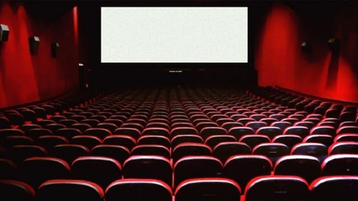 Sinema salonları 'mesafeli' olarak açılıyor
