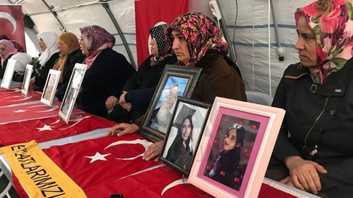 Diyarbakır annelerinden PKK ve HDP'ye tepki: Aralarında 10 yaşında çocuk var