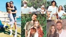 Ünlü güzeller Eda Ece, Ebru Şahin, Müge Boz, İlayda Akdoğan ve Simay Barlas basketbol sahalarına gönül koydular