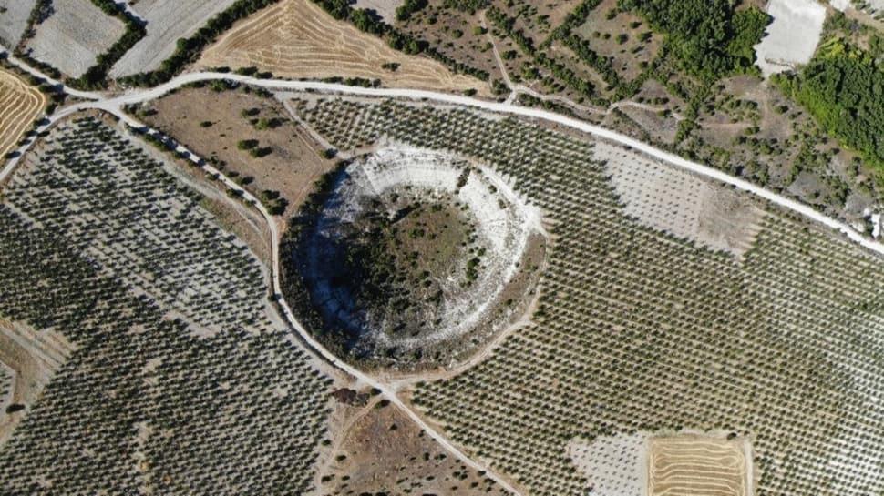 Elazığ'daki Kup çukurunun gizemi çözüldü: Karstik bir obruk