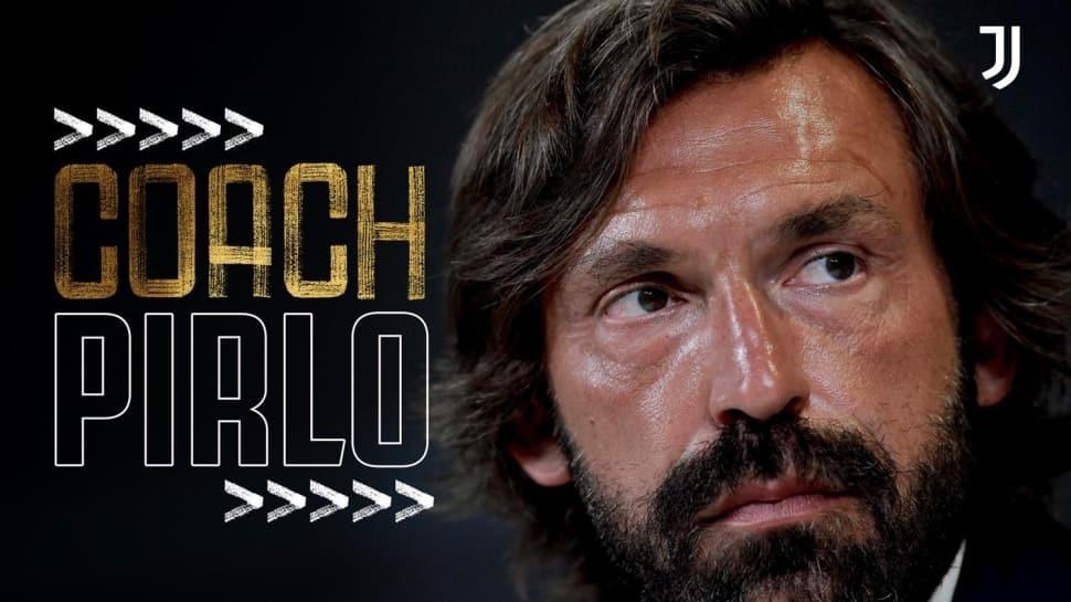 Andrea Pirlo, Juventus'un yeni teknik direktörü oldu
