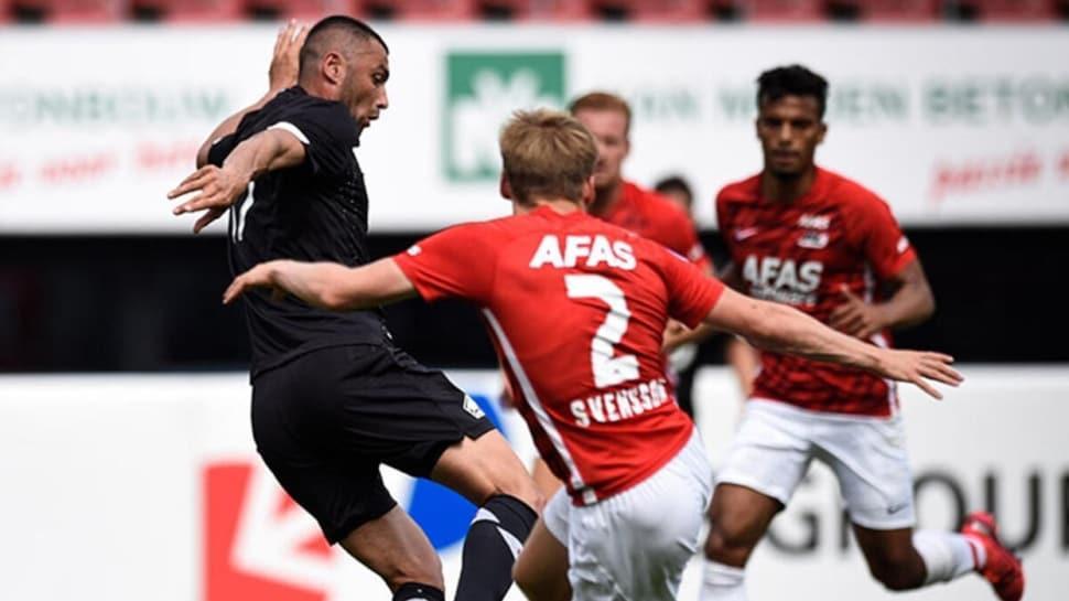 Burak Yılmaz, Lille formasıyla ilk maçına çıktı