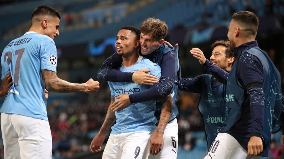 Manchester City, Real Madrid'i eledi çeyrek finale yükseldi