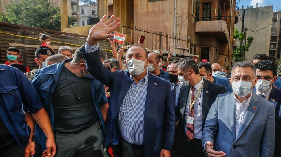 Bakan Çavuşoğlu Lübnan'da duyurdu: Türküm ve Türkmenim deyip TC vatandaşlığı olmayana vatandaşlık vereceğiz