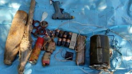 Bingöl'de PKK'lı teröristlere ait EYP bulundu