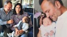Ali Sunal'dan kızına duygusal kutlama: Ne ara bir sene oldu anlamadım...