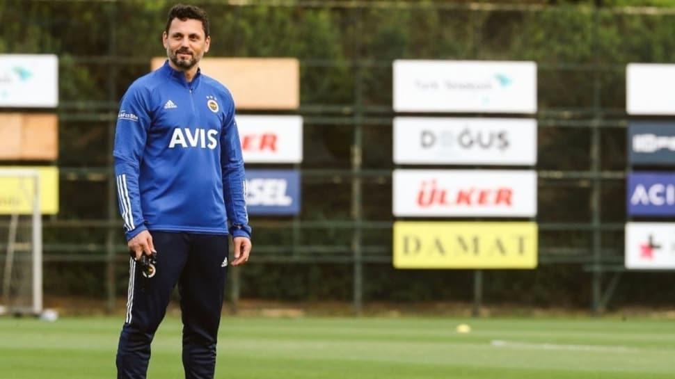 Erol Bulut Fenerbahçe'de sistemi değiştiriyor