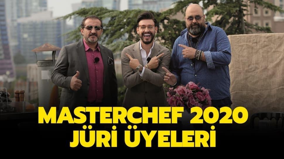 """MasterChef jüri üyeleri kimlerdir"""" MasterChef Türkiye 2020 jürisi"""