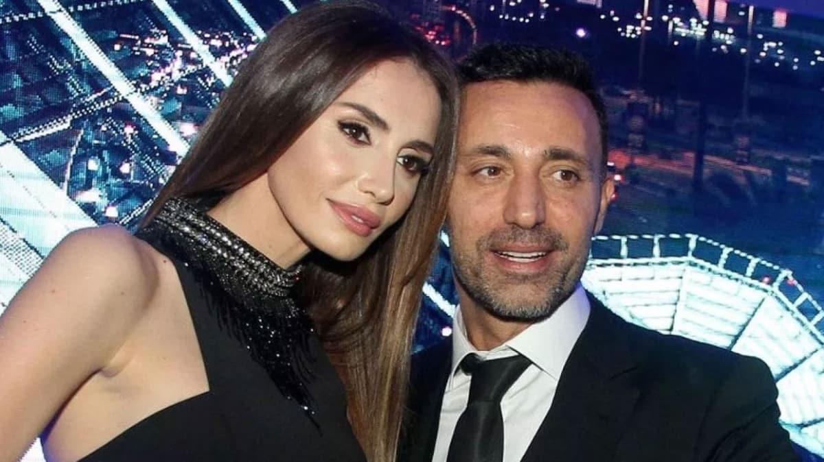 Mustafa Sandal ve Emina Jahovic çocukları Yaman için buluştu