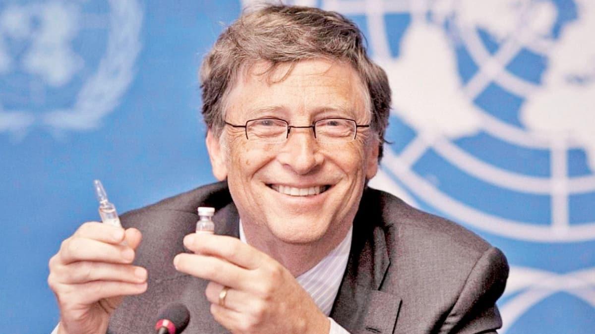 Microsoft'un kurucusu Bill Gates: Koronavirüs zengin ülkelerde 2021'de biter