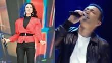 Mustafa Sandal ile Elif Kaya şarkıları Yeditepe'den