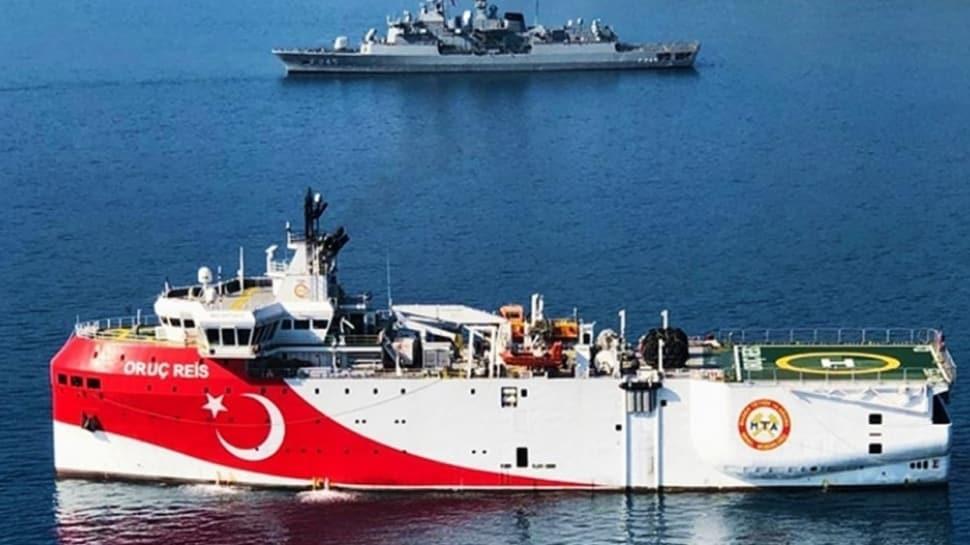 Türkiye Oruç Reis gemisi için Akdeniz'de yeni Navtex ilan etti