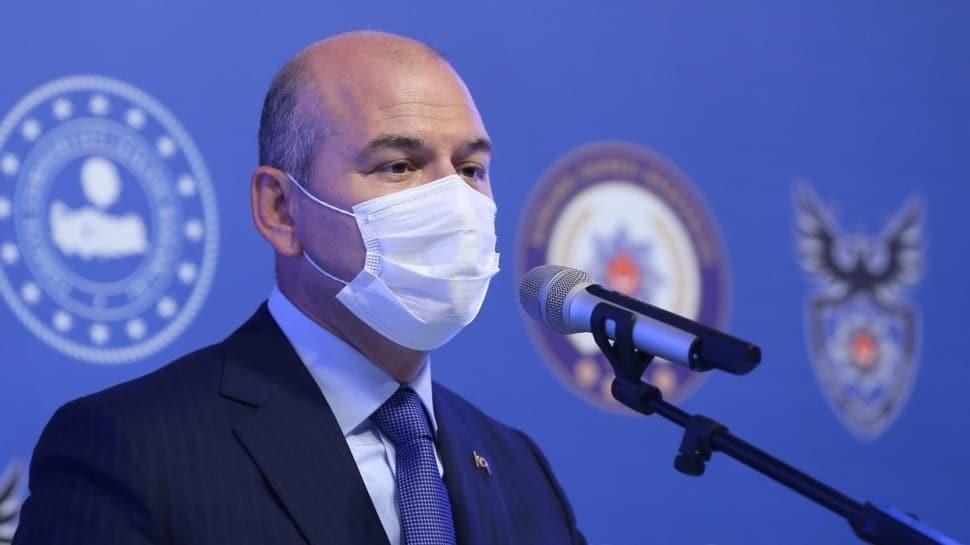 Bakan Soylu: Yarın tüm Türkiye'de koronavirüs tedbirleri ile ilgili yüksek yoğunluklu bir denetleme gerçekleştireceğiz