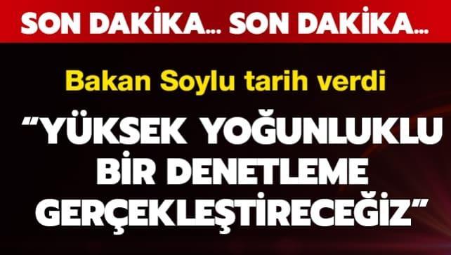 Bakan Soylu: Yılbaşından bu yana 474 PKK'lı terörist etkisiz hale getirildi