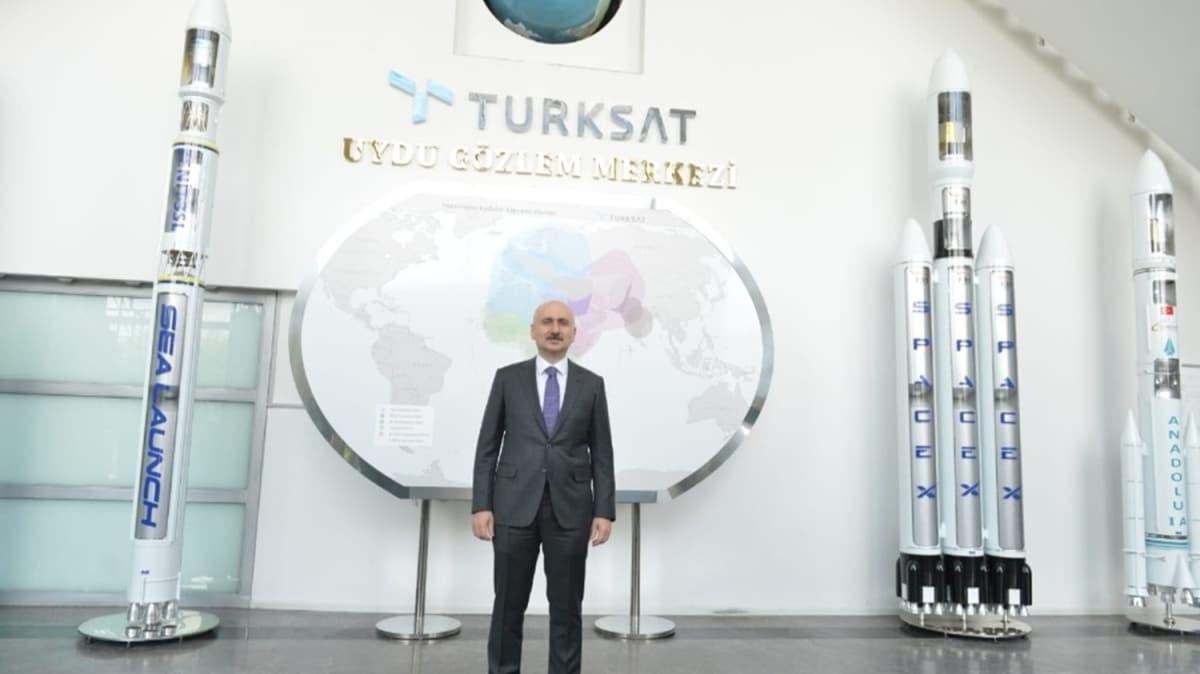 Bakan Karaismaloğlu: 'İsmini Mars'a gönder' kampanyasına en çok ilgiyi Türkiye gösterdi