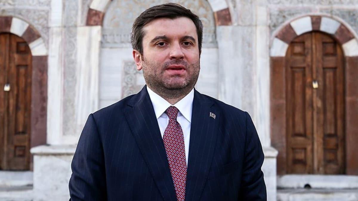 Bakan Yardımcısı Kıran: Ayasofya'nın cami olarak açılması, İslam dünyasına özgüven mesajı
