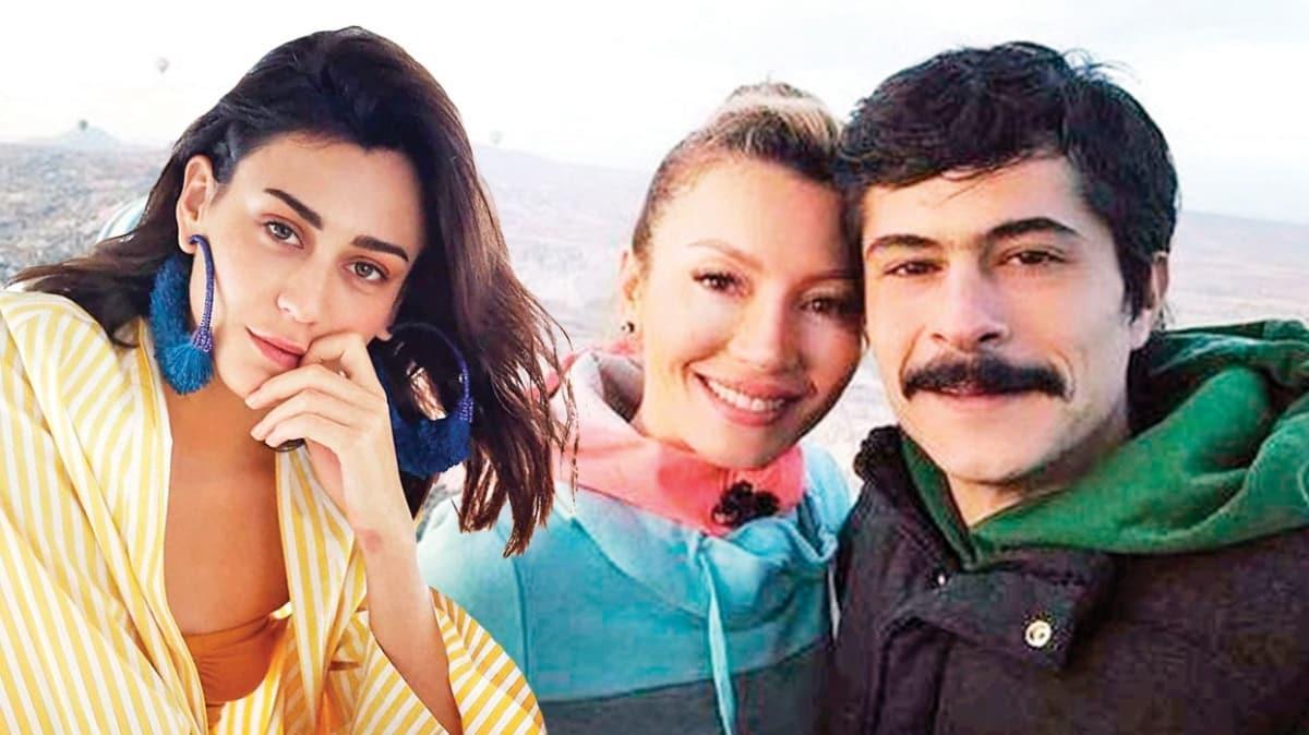 İsmail Hacıoğlu'nun Merve Çağıran ile olan birliktelik pozuna eski eşi Duygu Kumarki'den sert tepki!