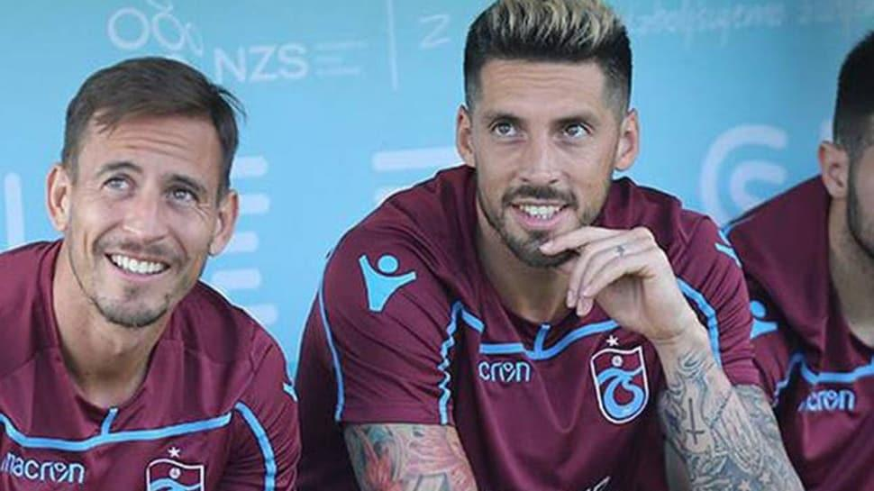 Pereira'dan Sosa'ya: 'Trabzon'a bekleniyorsun'