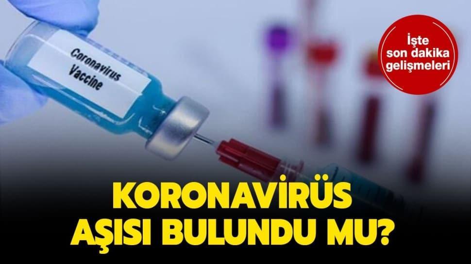 """Rusya koronavirüs aşısını buldu mu"""" Aşı bulundu mu, ne zaman üretime geçilecek"""""""