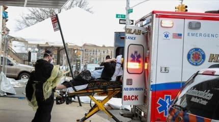 ABD'de ölü sayısı 166 bini aştı