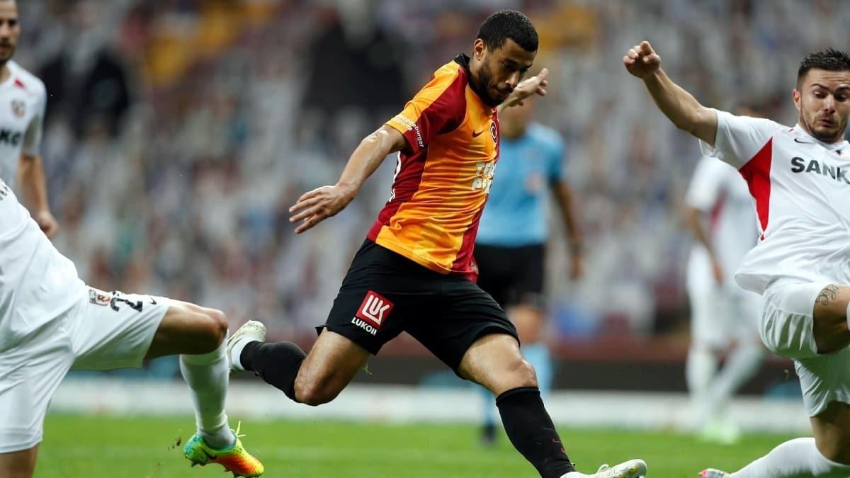 Galatasaray'da Belhanda yarın Florya'da