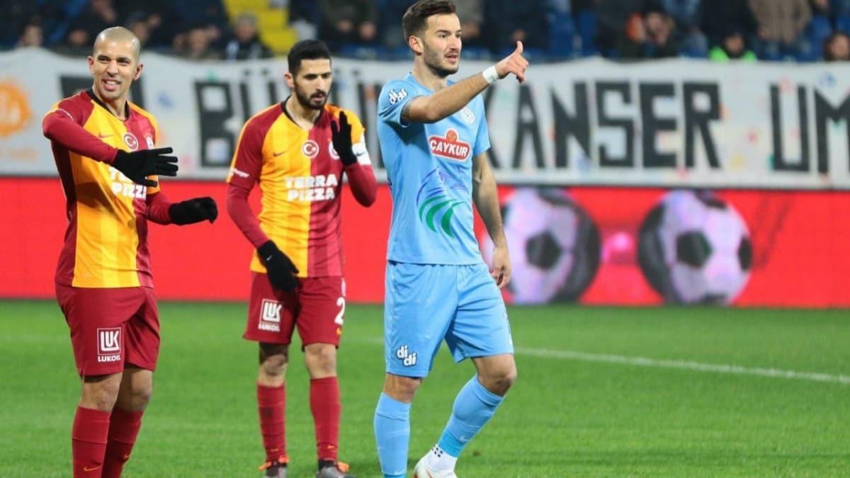 Galatasaray Oğulcan transferini resmen 'duyurdu'