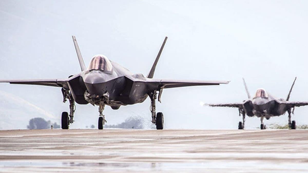 F-35'in üretim zinciri aksıyor: Yedek parça sorunu ortaya çıktı