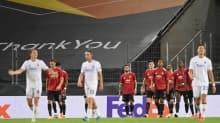 Medipol Başakşehir'i eleyen Kopenhag Manchester United'a elendi
